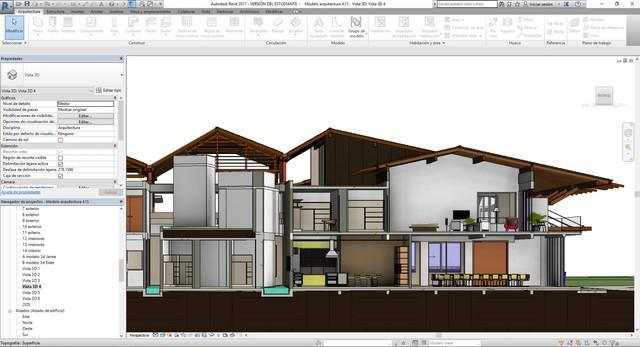 CURSOS EFECTIVOS DE AUTOCAD 2D Y 3D, REVIT ARCHITECTURE,