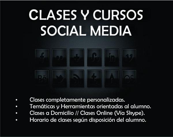 Curso de facebook - curso de twitter - curso de redes