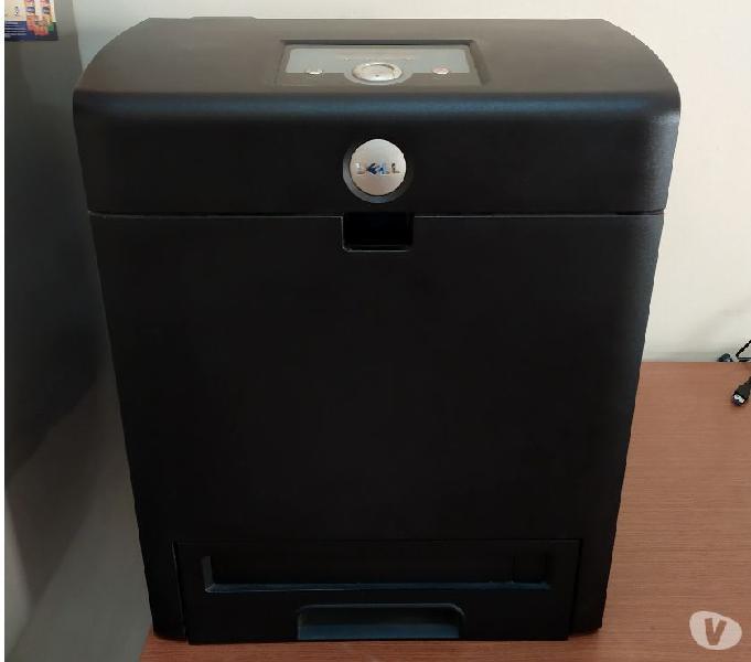 Impresora laser color red dell