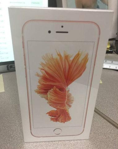 Nuevo iphone original de apple 6s 64 gb de oro rosa