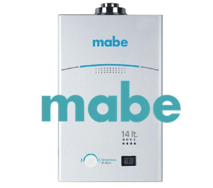 Reparación de calentadores mabe: 3017206730