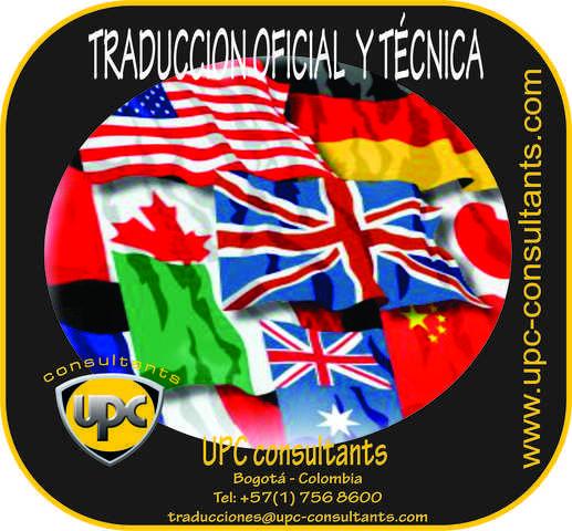 Traducciones oficiales y técnicas e interpretes. tel: