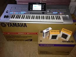 Yamaha tyros 4 teclado