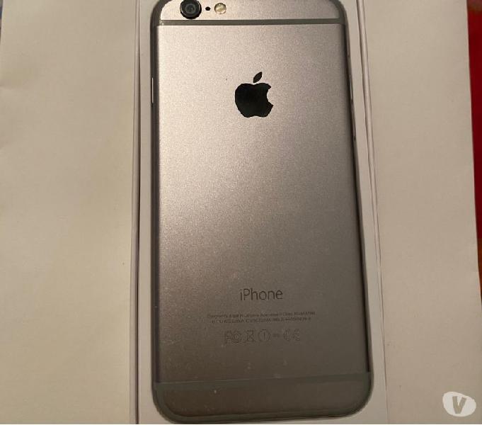 Iphone 6 excelente estado con factura y accesorios original