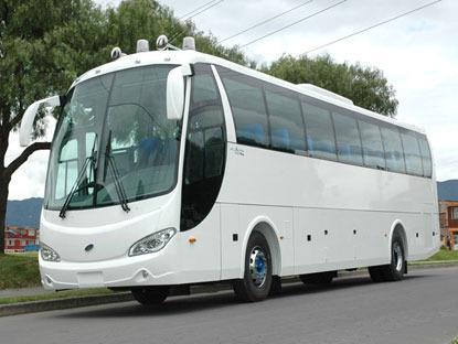 Alquiler buses - micros transporte especial de pasajeros