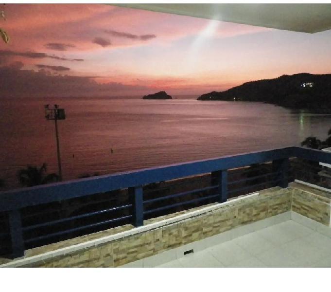 Alquiler de apartamento frente al mar, rodadero santa marta