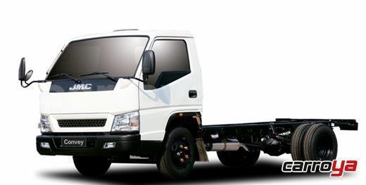 Camión de carga 3.5 ton jmc