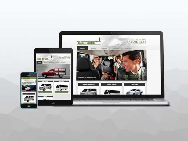 Diseño de páginas web profesionales y administrables