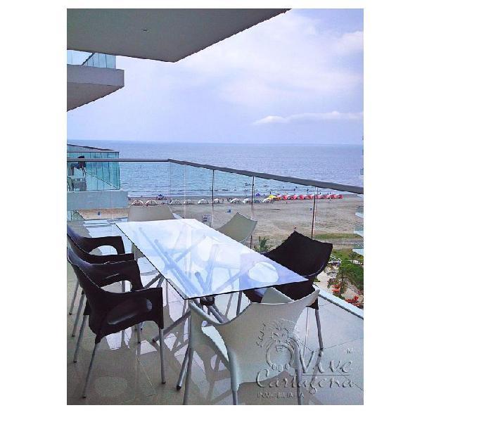 Morros ultra apartamento por día con vista al mar
