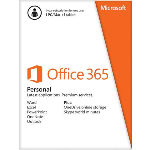 Office 365 Personal Licencia Digital 1 Pc - Mac