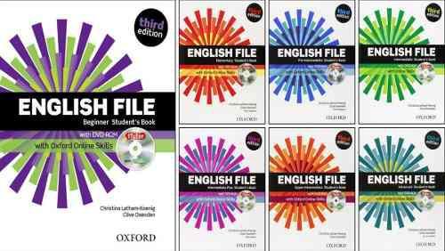 Oxford american english file