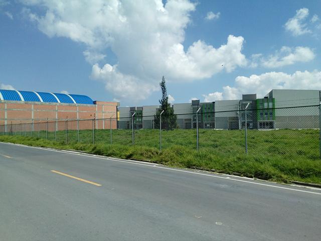 Se vende magnifico lote industrial 18.000 m2 en funza sector