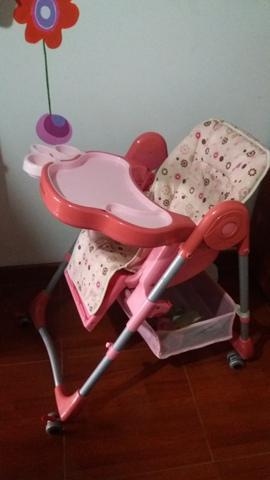 Silla comedor para bebé