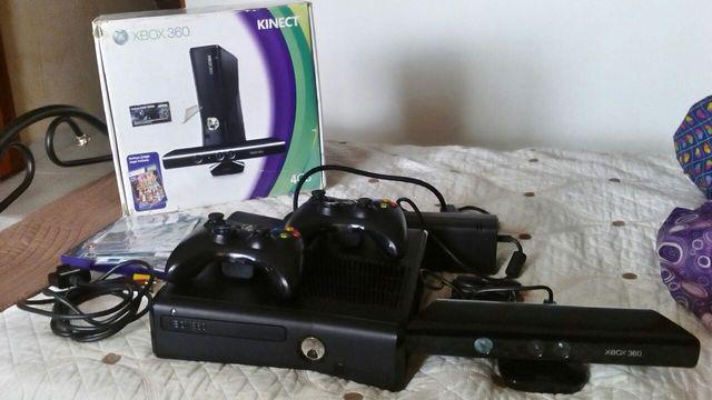 Xbox 360 con kinect 3.0