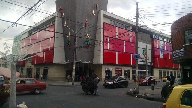 Centro comercial puerta grande