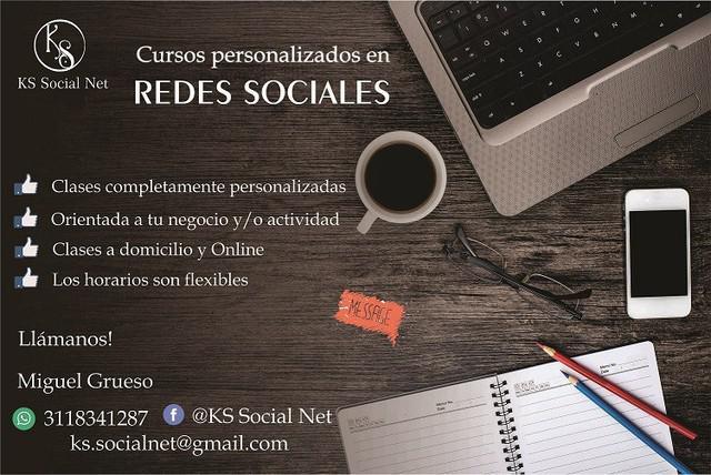 Curso redes sociales en bogota - curso social media bogota -