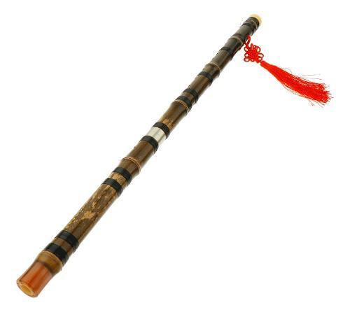 Flauta Tradicional China Flauta De Bambú Hecha A Mano Dizi