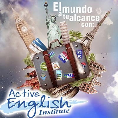 No estudie, hable ingles con active english