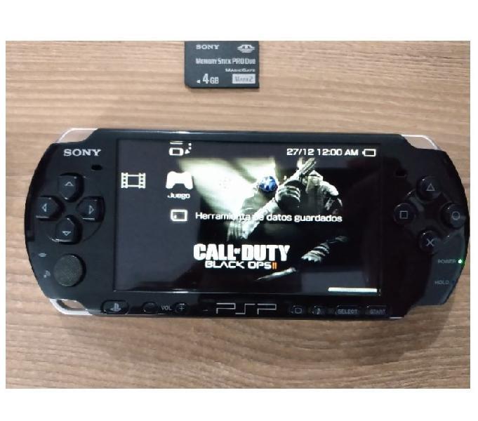 PSP 3010 Sony Original, ¡Gratis! HDD 250 Gb con 227 Juegos