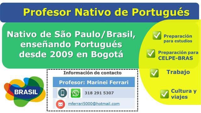 Profesor de portugues