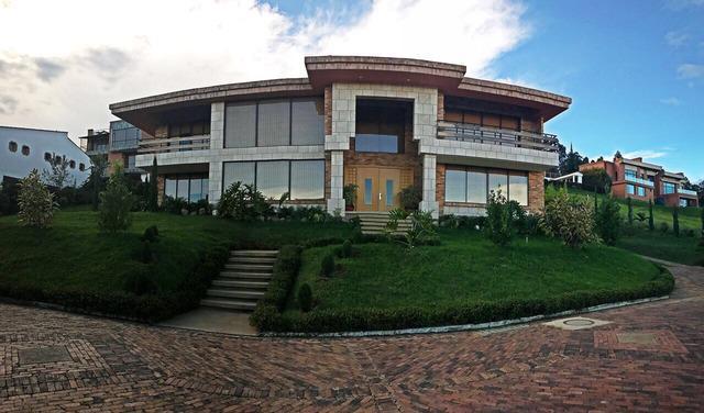 Vendo bellisima casa campestre en altos de surba y bonza