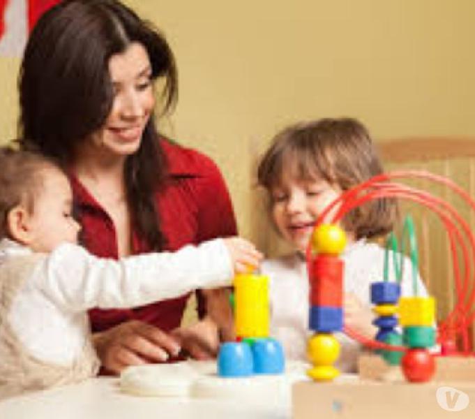 Vive la experiencia de trabajar como niñera au pair
