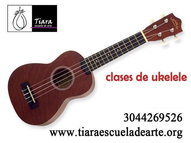 Clases de ukelele chia cund