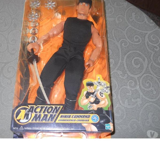 Vendo munecos action man