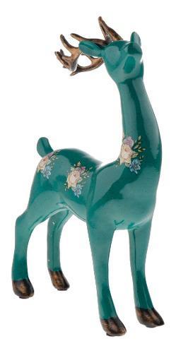 Lujo vintage resina ciervo modelo muebles para el hogar