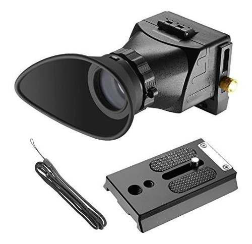 Neewer Universal Camera Viewfinder 25 X Ampliacion Para Pant