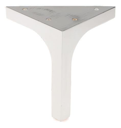 Piernas de muebles de aleación de zinc pie de