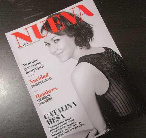 Catalina mesa pelicula jerico revista nueva 2016
