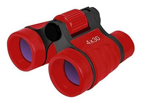 Vivitar Vivtelmic40red Microscopio Telescopio Binocular Kit
