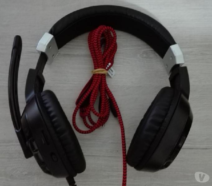 Audifonos gamer lychas hs-g580 gx gaming