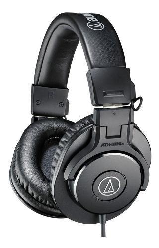 Auriculares profesionales de estudio audio-technica ath-m30x