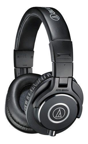 Auriculares profesionales de estudio audio-technica ath-m40x