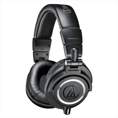 Auriculares profesionales de estudio audio-technica ath-m50x
