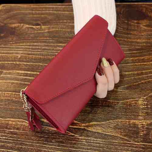 Billetera cartera mujer monedero moda