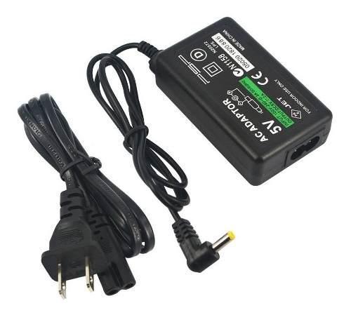 Cargador psp corriente 110v modelo 1000 2000 3000 certificad