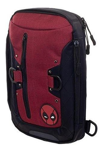 Deadpool Mini Mochila Deadpool Accesorios Deadpool Bolso Dea