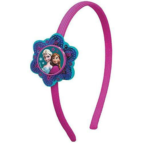 Disney frozen teal and purple diadema accesorio para la