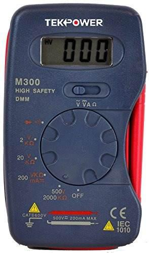 Mastech Mini Digital Pocket Multimeter M -range