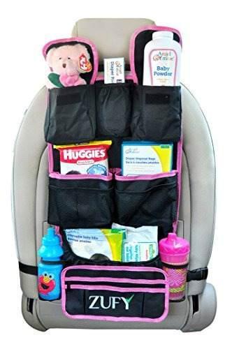 Zufy backseat car organizer | mejores accesorios de viaje