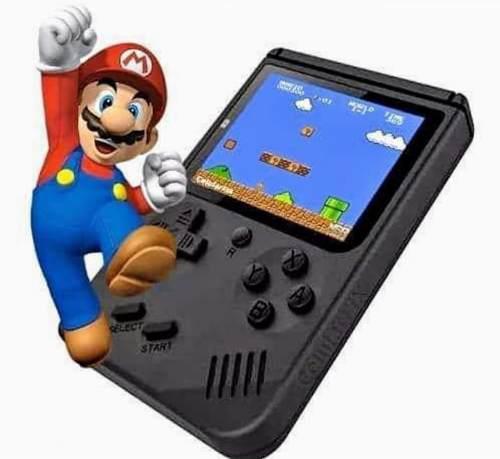 Nintendo retro game boy - 400 juegos