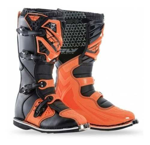 Botas fly maveric para motocross y enduro talla 10 usa