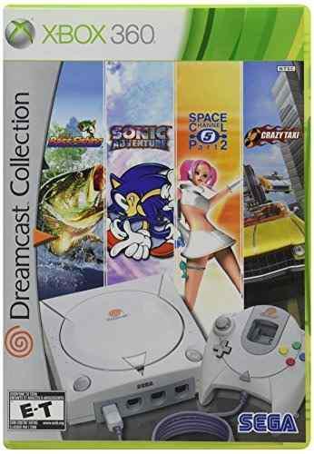 Coleccion dreamcast xbox 360