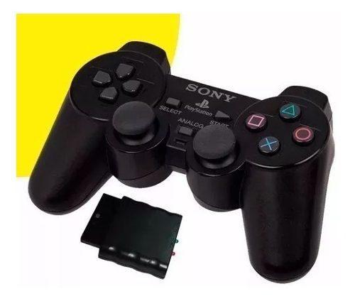 Control ps2 inalambrico dualshock 2 sony control consola p2