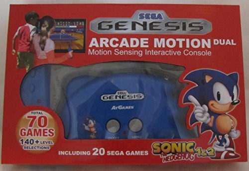 Juegos sega genesis arcade motion dual total 70