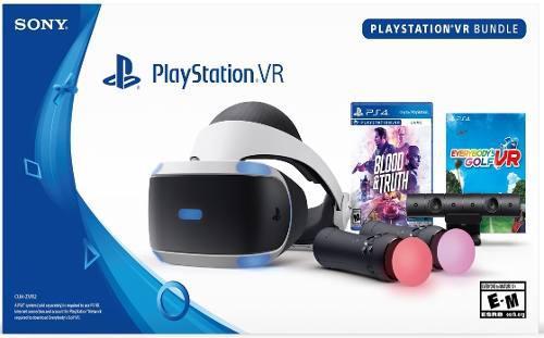 Playstation vr gafas de realidad virtual. segunda