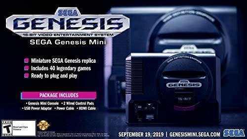 Sega genesis mini genesis